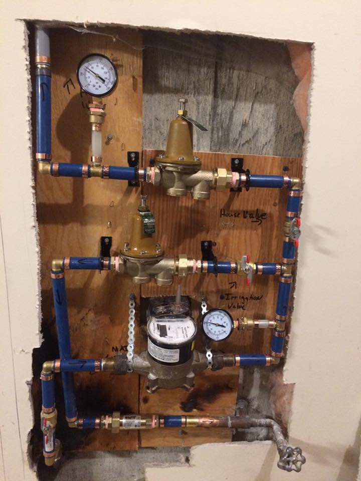 gas install